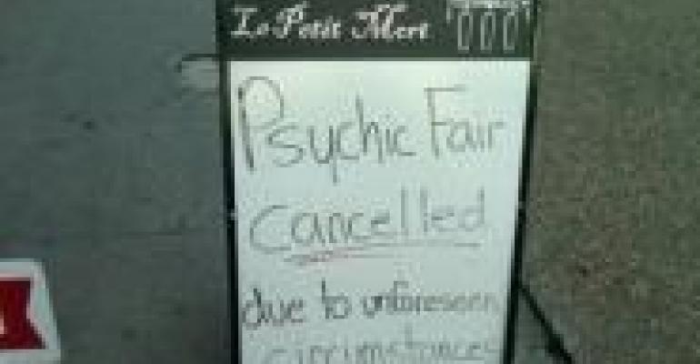 Just for fun: Psychics wanted