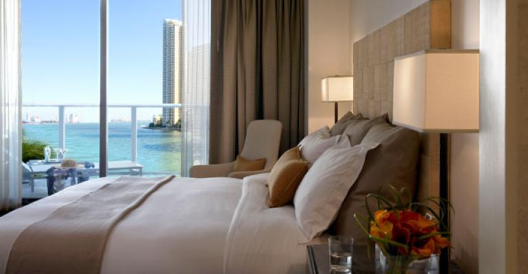 Epic Hotels guest rooms afford spectacular water views