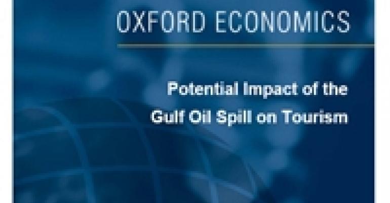 Oil Spill to Cost Gulf Region $22.7 Billion