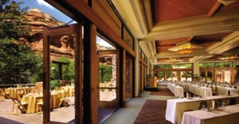 On Location: Enchantment Resort, Sedona, Ariz.