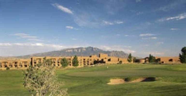 Hyatt Regency Tamaya Introduces Meet and Be Green