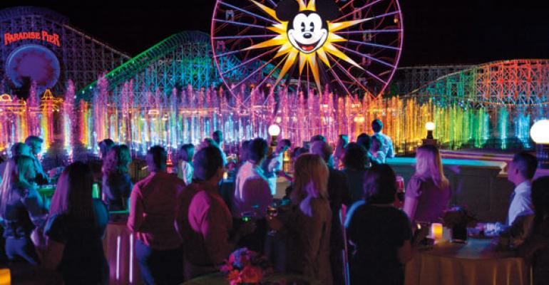 Disney Dazzles With the World of Color: It's All About the Experience