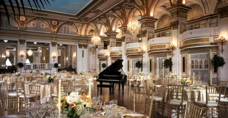 100 Years of Elegance: Boston's Fairmont Copley Plaza