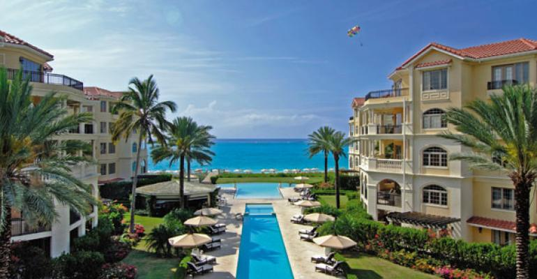 On Location: Somerset on Grace Bay in Turks & Caicos
