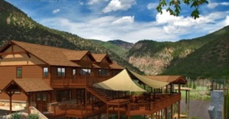 Glenwood Canyon Resort, Glenwood Springs, Colo., Wins Award