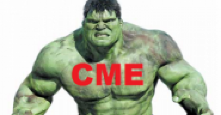 Guest Post: @CMEHulk smashes his way to CME success