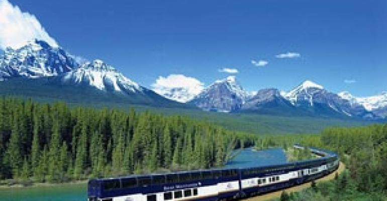 Rocky Mountaineer of Western Canada Sets Meetings in Motion