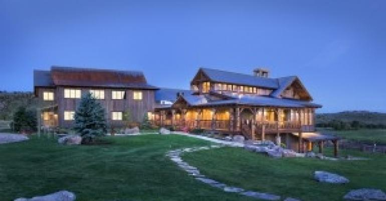 Brush Creek, Wyoming: The Lodge & Spa at Brush Creek Ranch Opens
