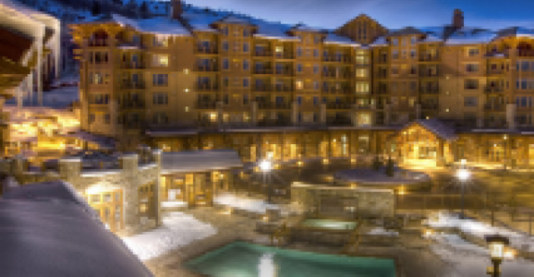Park City, Utah's Hyatt Escala Lodge Expands Its Meeting Space