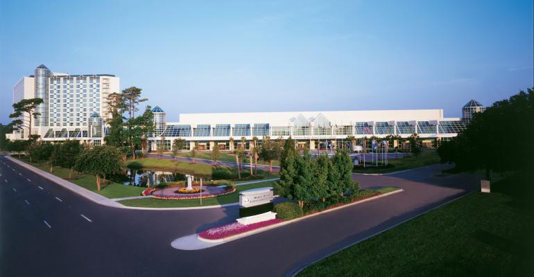 The Myrtle Beach Convention Center one of the 2012 Inner Circle Award winners