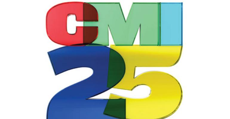 Meetings & Incentives Worldwide: 2014 CMI 25