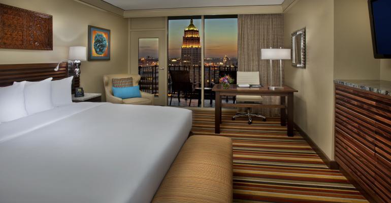 Meeting Space Improvements at Hilton Palacio del Rio in San Antonio