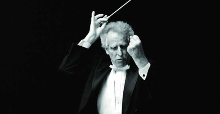Conductor Benjamin Zander