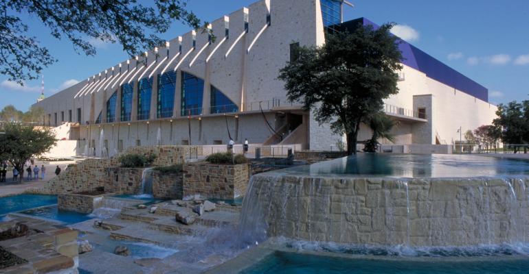 Henry B Gonzalez Convention Center in San Antonio