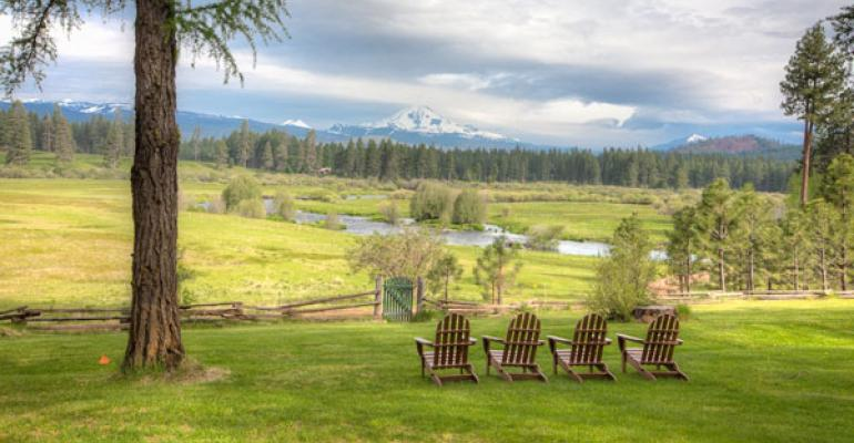 Oregon Retreat Offers Meeting Space and Superb Fishing