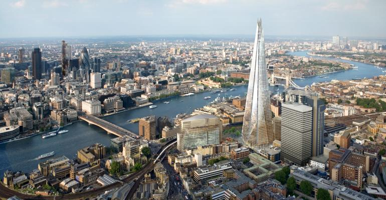 Shangri-La to Open at The Shard
