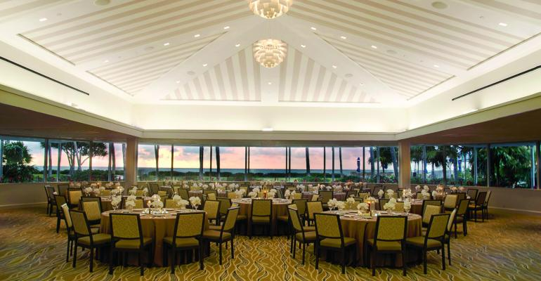New Ballroom at Naples Beach