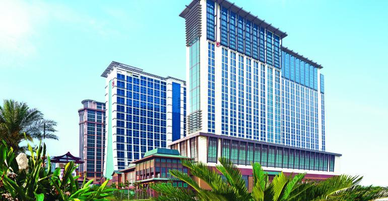 Sheraton Macao Expansion Creates Starwood's Biggest Property