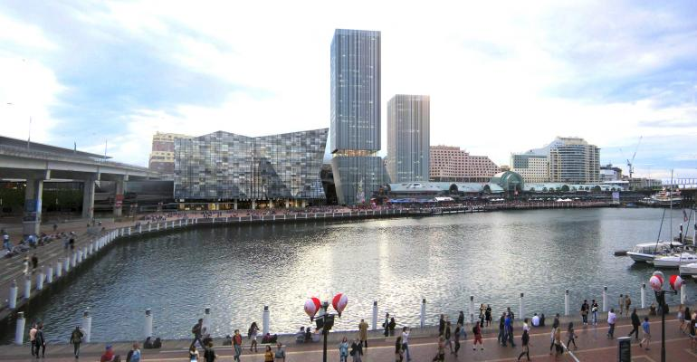 Sydney Bets Big on Darling Harbour