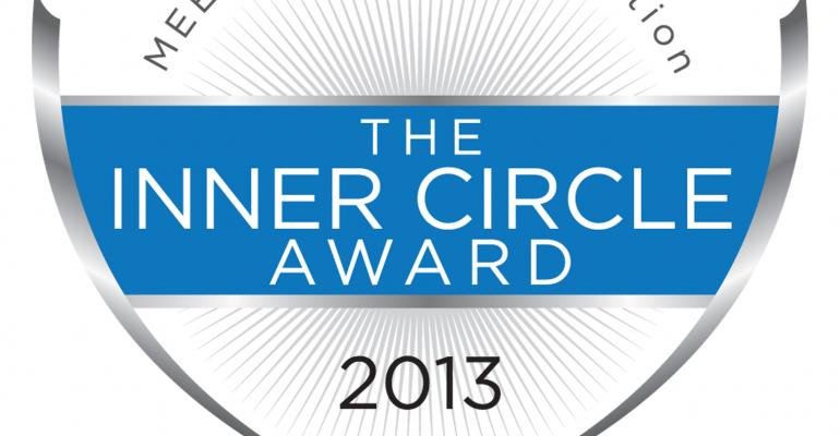Congratulations to the 2013 Inner Circle Award Winners!