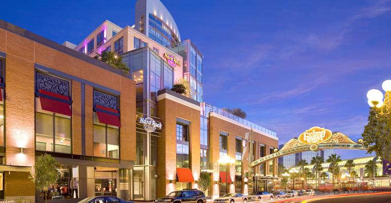 On Location: Hard Rock Hotel San Diego