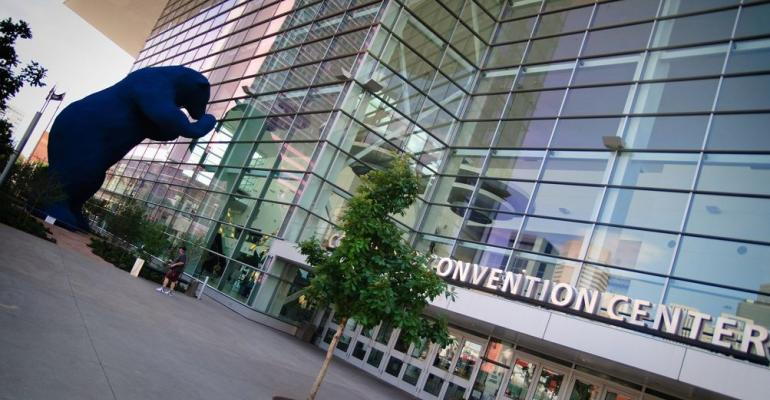 The Colorado Convention Center in Denver is a model for its green efforts
