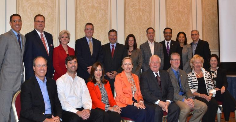 The Meetings Mean Business Coalition at IMEX America in Las Vegas