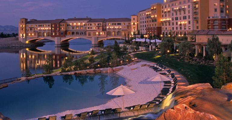The Ravella has been reborn as Hilton Lake Las Vegas Resort amp Spa