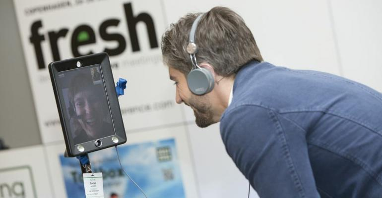 Fresh Ideas from FRESH14: Robot Attendees, Tossable Mics, and Talkaoke