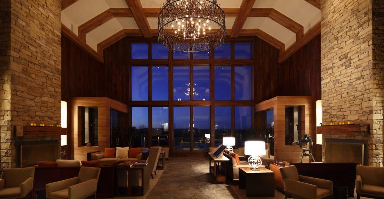 The Great Room at Primland