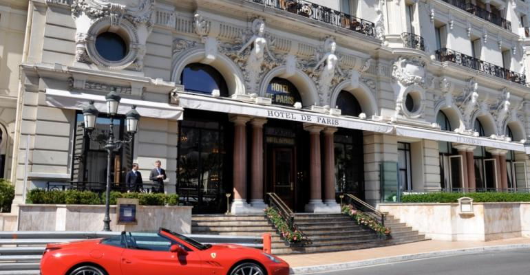 Hotel de Paris to Undergo Transformation