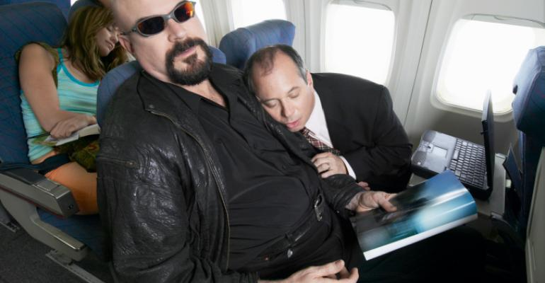 Sue's Air Travel Etiquette Guide