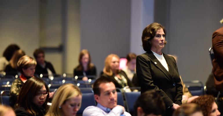 Deborah Sexton PCMA president and CEOPhoto by Jacob Slaton Photography