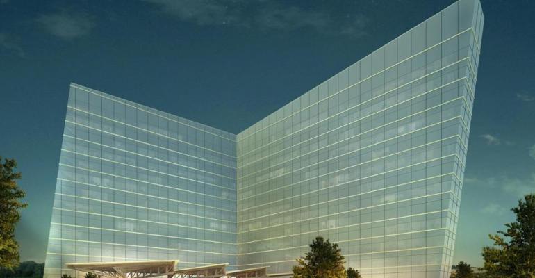 Mohegan Sun to Add 400-room Earth Hotel