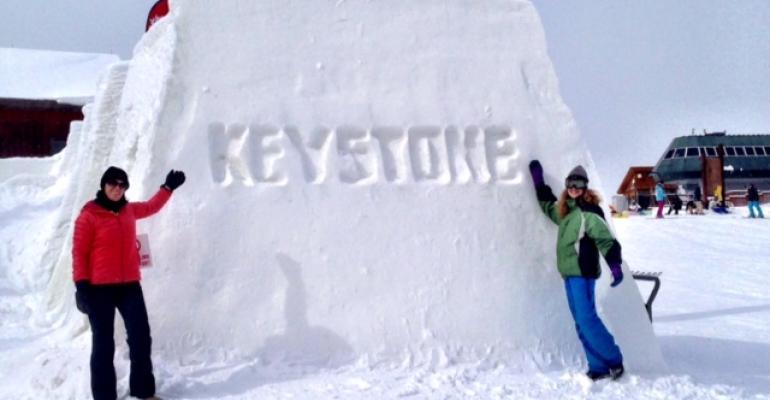 On Location: Keystone, Colo.