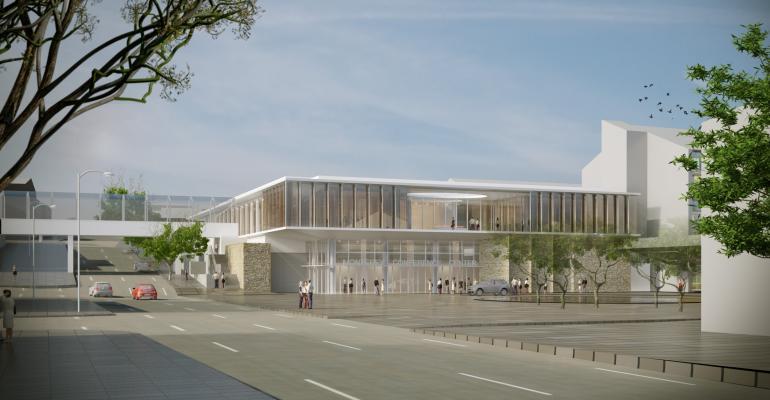 Monterey Conference Center To Undergo Major Renovation