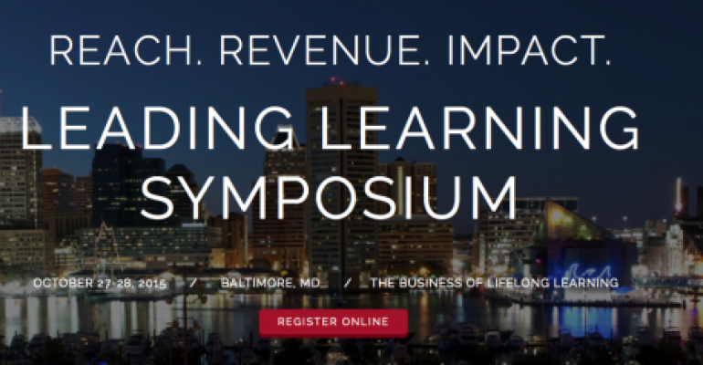 Leading Learning Symposium