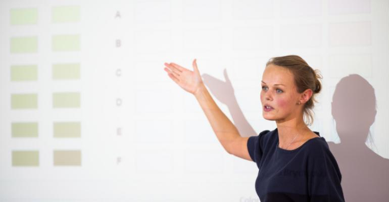 Tips for presenting to the CSuite