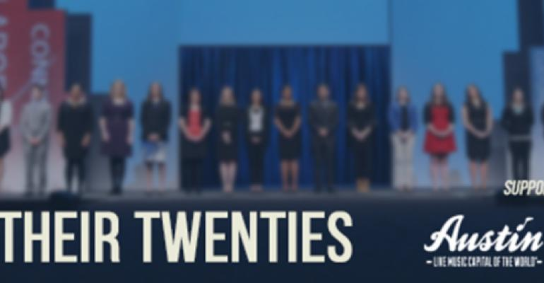 PCMA announces 2016 class of 20 in Their Twenties