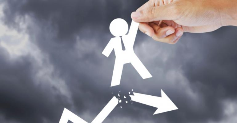Crisis management and a helping hand