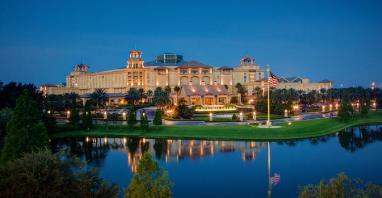 Large, National Meetings: Find Your Space in Marriott's Convention & Resort Network