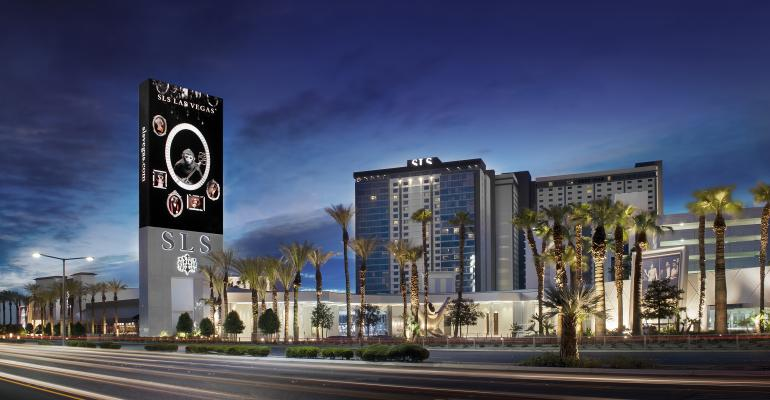 SLS Las Vegas Will Become Two Properties in 2016