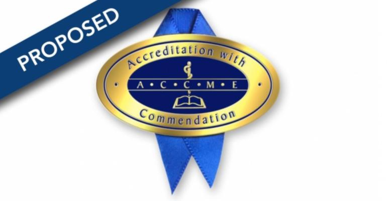 Weigh in on ACCME's New Commendation Criteria
