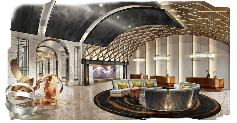 Omni Louisville to Anchor a Lively New Complex