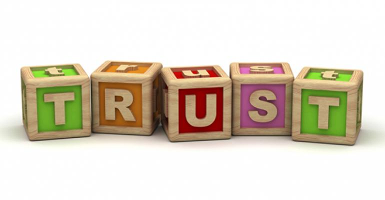 Teambuilding Starts with Trust Building