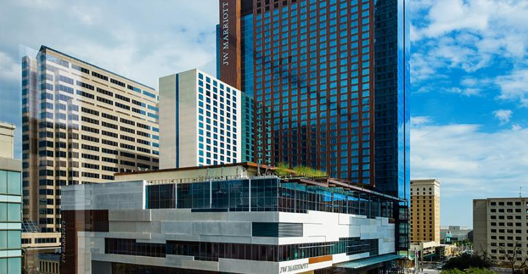 The JW Marriott Austin is hosting a multitude of musical events during SXSW