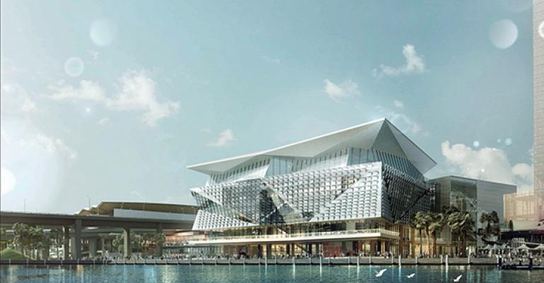 ICC Sydney the new convention exhibition and entertainment precinct