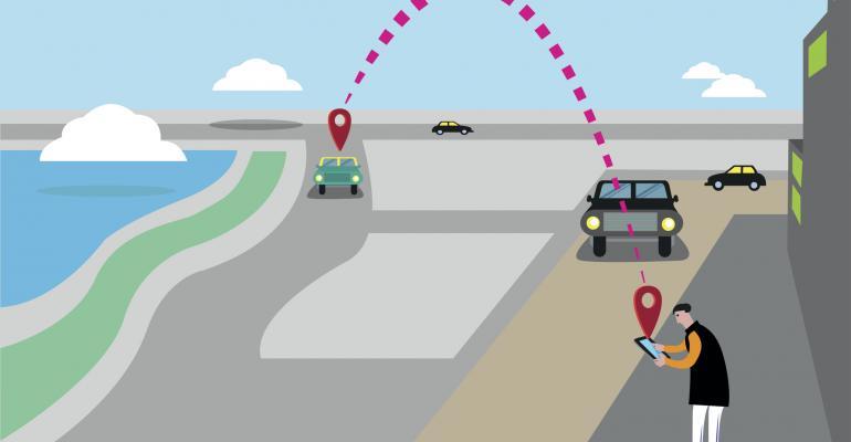 Uber and Lyft: Driving Hard Toward Meetings