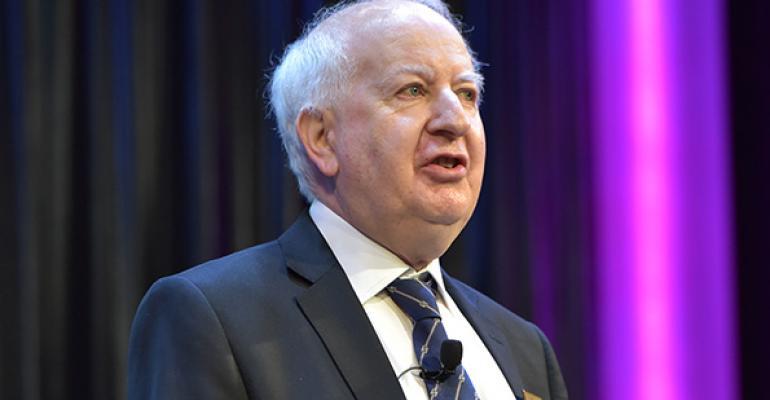 IMEX Group Chairman Ray Bloom at IMEX America 2016