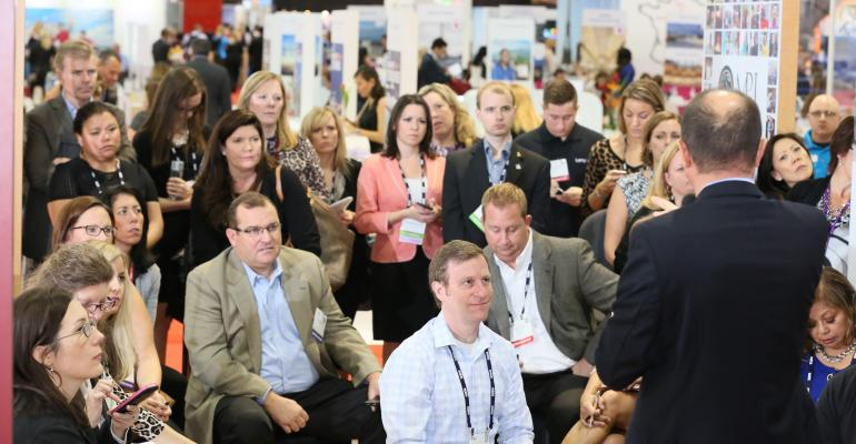 Education at IMEX America 2016